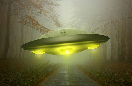 UFO目撃談