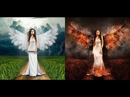 天国と地獄