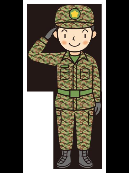 【衝撃】陸上自衛隊に入隊後まず行うのは「銃の取扱い」ではなく『これ』だったwwwwww