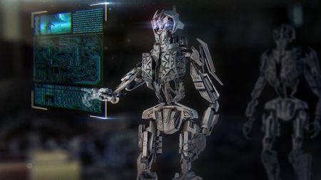 殺人ロボット