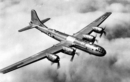 祖父の秘密B-29