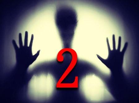 幽霊を信じていない人が体験した話ロゴ2