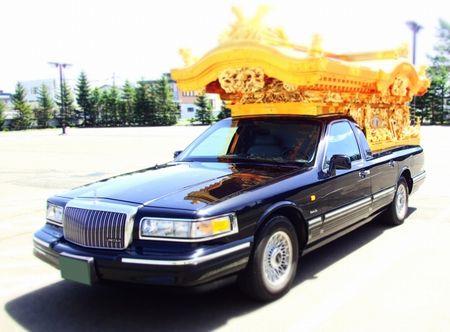 霊柩車の運転手霊体験