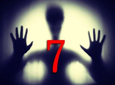 幽霊を信じていない人が体験した話ロゴ7