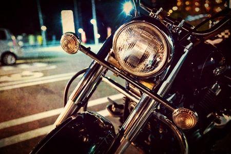 呪われたバイク