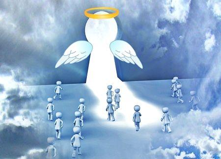 天国と神の存在