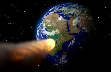 地球に惑星衝突回避方法