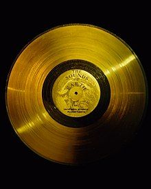 ボイジャーのゴールデンレコード