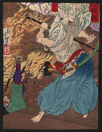 本能寺の変黒幕