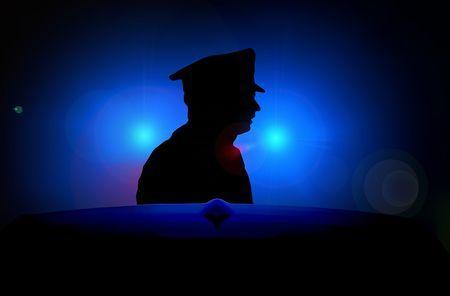 ミズーリ州にある市警察にかかる謎電話