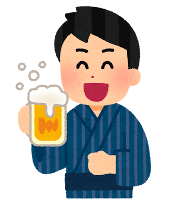 drink_beer_yukata_man