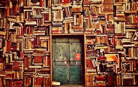 本にまつわる怖い話