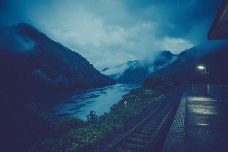 幽霊列車と幽霊踏切
