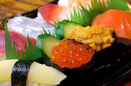 寿司ネタ談義