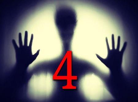 幽霊を信じていない人が体験した話ロゴ4