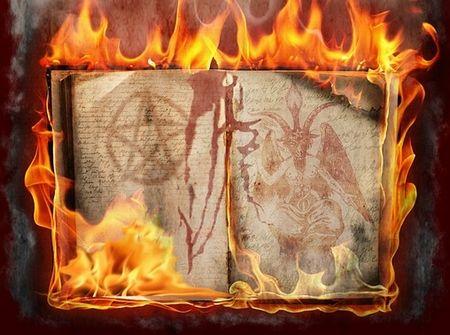 悪魔崇拝儀式