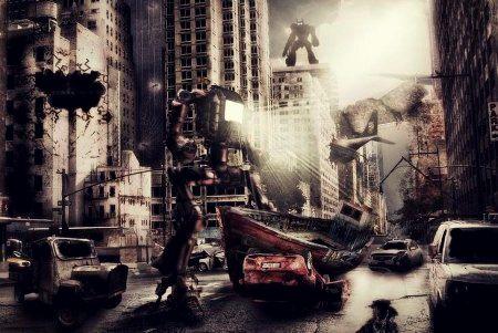キラーロボット未来