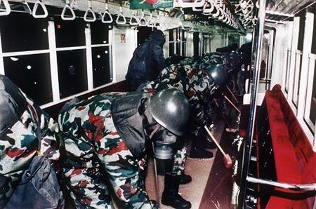 地下鉄サリン事件