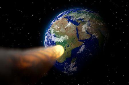小惑星地球衝突