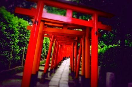神社の怖い話