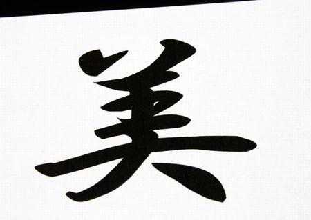 幸運を招く漢字