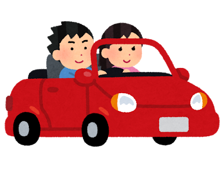 car_sports_open_couple