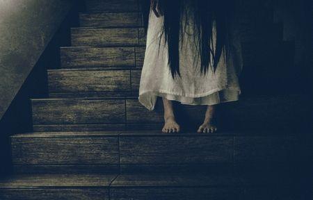 幽霊が出るホテル