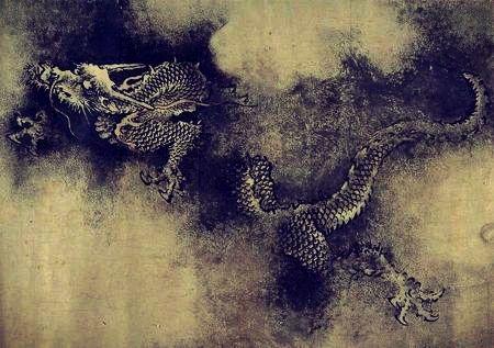 龍が視える人