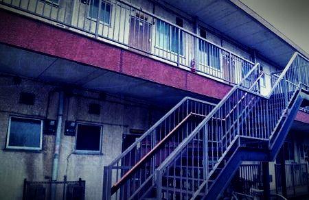 アパート1階の怖い話