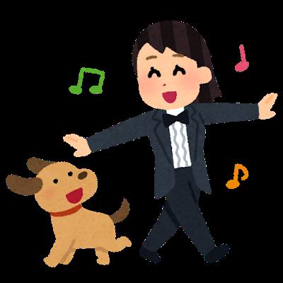 pet_dog_dance_woman