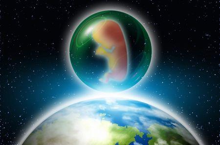 生まれる前の世界の記憶がある人