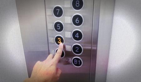 エレベーター怪談