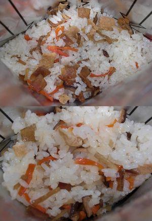 アルファ化米の製品写真