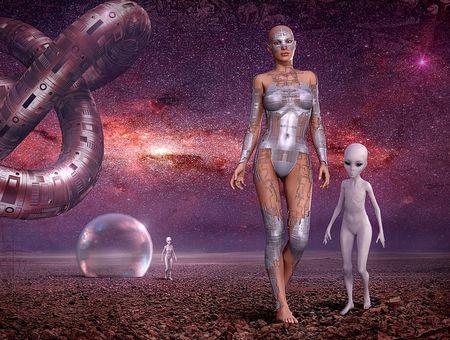 宇宙人の存在
