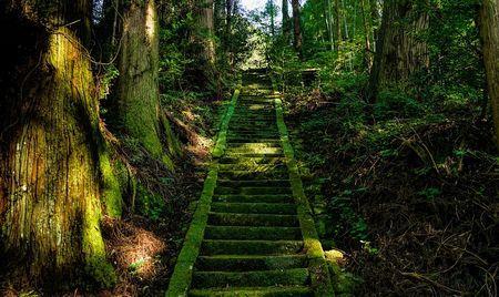頽馬塚神社の不思議な話