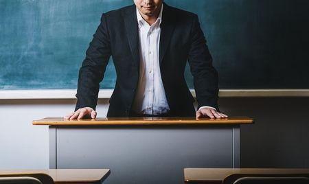 学校の問題教師