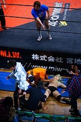 2011 0925 DDT後楽園 151