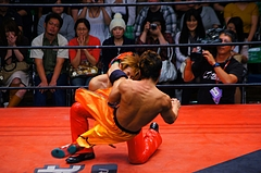 2011 0925 DDT後楽園 1156