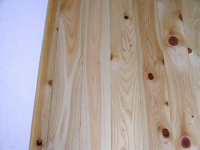 東濃檜一等材 床材