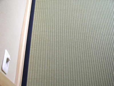 炭化コルク畳