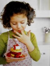Girl@cake