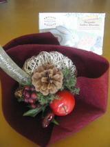 クリスマスブーケ 2007
