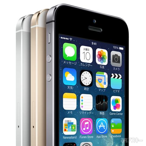 iPhoneは「iPhone5s」で完成している