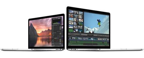 新型「MacBook Pro Retina (Mid 2014)」のベンチマーク続々登場 —旧機種購入者には交換も