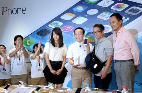 NTTドコモiPhone販売開始で加藤社長「本当にお待たせ」
