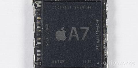 iPhone5sに搭載の「A7」、またも韓国サムスン製であることが判明