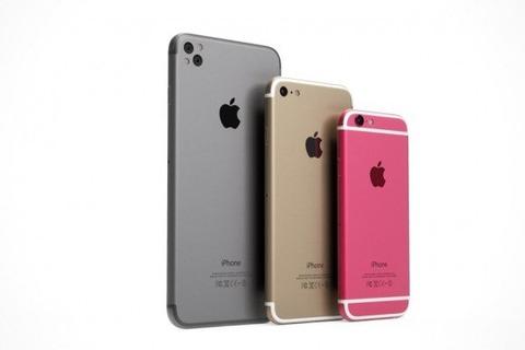 リークを再現した「iPhone 5se / 7 / 7 Plus」のコンセプト画像が登場、カメラヘコみピンク追加