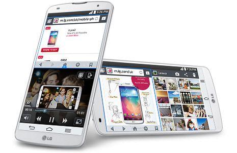 LG、「LG G Pro 2」を香港で発表 —3月22日に発売へ