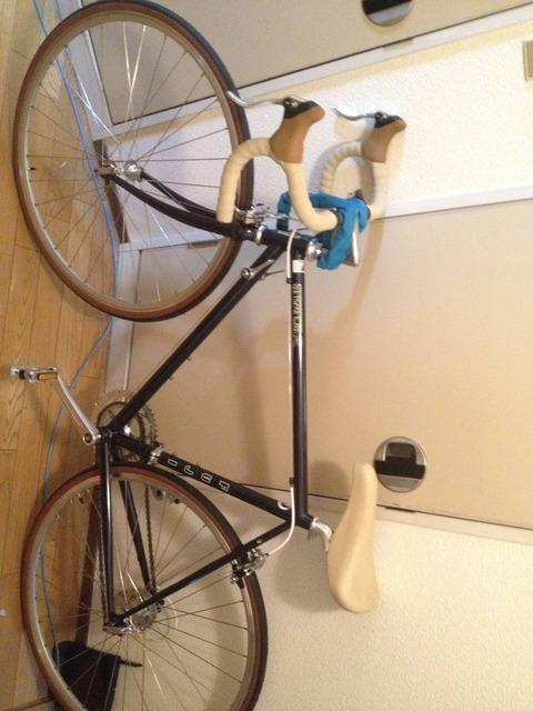 自転車泥棒をiPhoneで粉砕したった