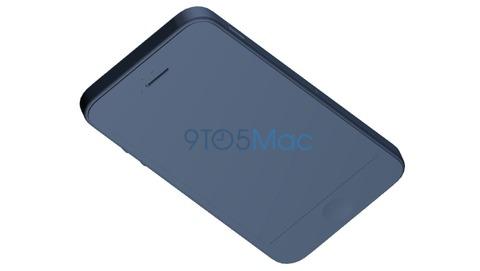 4インチ「iPhone 5se」のデザインが判明、図面が複数流出